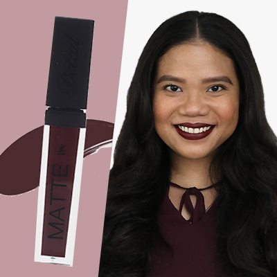 We Are Obsessed With These Ultra-Matte P160 Lipsticks