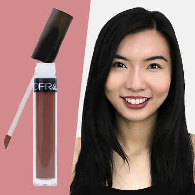This Is the Liquid Lipstick That Made Ofra World-Famous