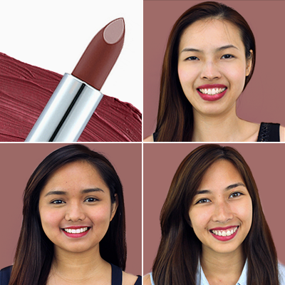 Meet the Mauve Lipstick That Looks Good on Everybody