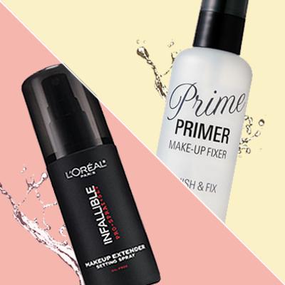 Splurge vs. Save: Makeup Setting Spray Edition