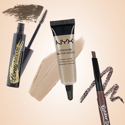 12 Brow Products for Sparse Arches