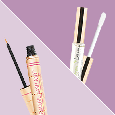Splurge vs. Save: Lengthening Lash Serum Edition