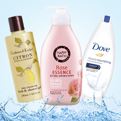 Customer Recos: 8 Body Washes That Make You Feel Better