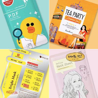 10 Korean Sheet Masks for Every (Yes, Every) Skin Issue