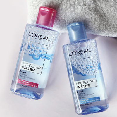 Have You Met the Newest Micellar Water in Town?