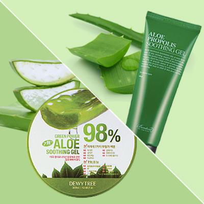 Splurge vs. Save: Soothing Aloe Gel Edition