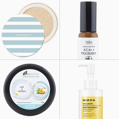 Top Reviews This Week: Innisfree, Mizon + More