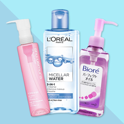 6 Cleansing Oils and Waters That Melt Away Makeup