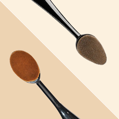 Splurge vs. Save: Oval Face Brush Edition