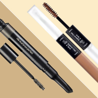 Splurge vs. Save: Brow Mascara Edition