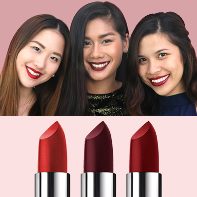 Here's Proof That Vampy Lips Are for Everyone