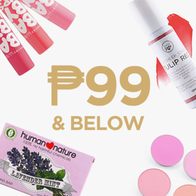 40 Beauty Gifts That Cost Less Than P100