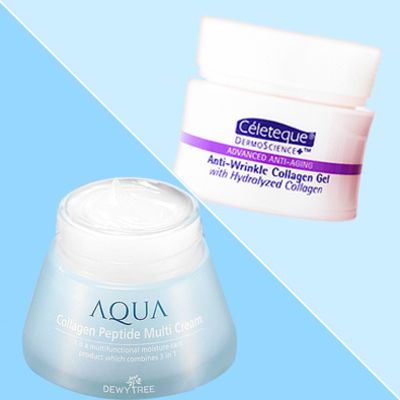 Splurge vs. Save: Skin-Plumping Collagen Cream Edition
