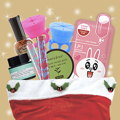 10 Stocking Stuffers That Will Get Anyone Into Beauty
