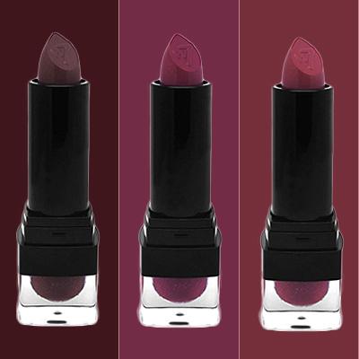 6 Berry Lipsticks to Get You Through December