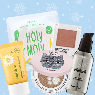 The K-Beauty Products Everyone Wants for Christmas