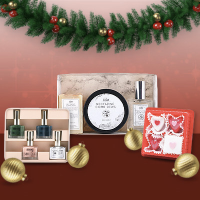 8 Beauty Gift Sets to Get If You're Cramming