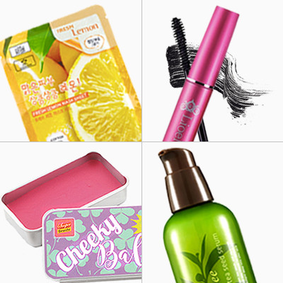 Top Reviews This Week: Shiseido, Too Cool for School + More