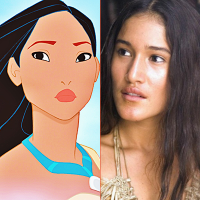 4 Disney-Inspired, Barely-There Beauty Looks