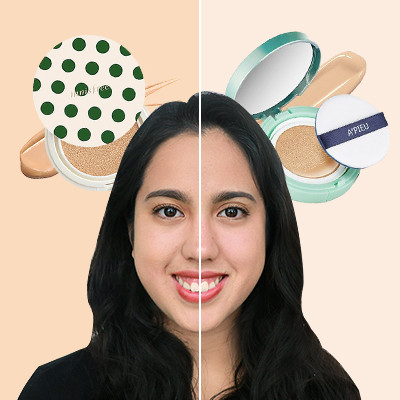 Watch: Should You Splurge or Save on Cushion Foundation?