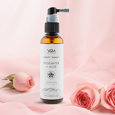 5 Reasons to Add Rosewater to Your Routine