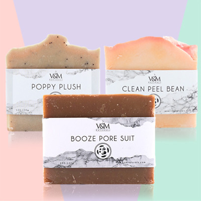 3 Soaps That Will Change Your Skin