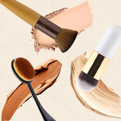 10 Heaven-Sent Foundation Brushes