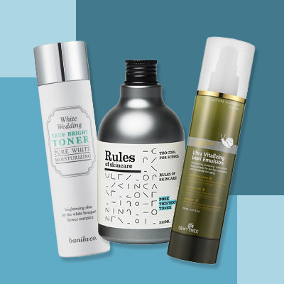 Watch: Exactly What Toner to Use for Your Skin Problems