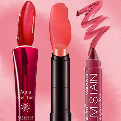 7 Lip Tints for Lazy People Who Want to Look Pretty