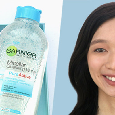 Apparently, This Micellar Water Is the One to Beat