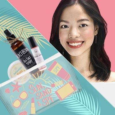 Be a Beach Babe with the BeautyMNL Summer Set