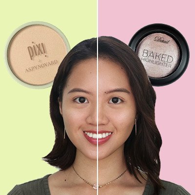 Splurge vs. Save: Powder Highlighter Edition