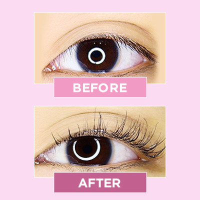 "Here's What Happens When You Get a ""Lash Lift"""
