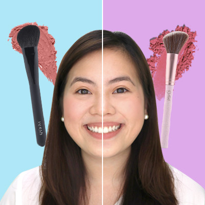 Watch: Should You Splurge or Save on a Blush Brush?
