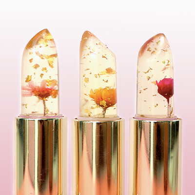 Watch: We Tried the Internet-Famous Flower Jelly Lipsticks