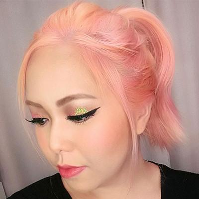 I Got a Millennial Pink Hair Makeover