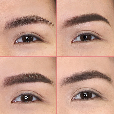 Watch: One Filipina, Four Brow Styles