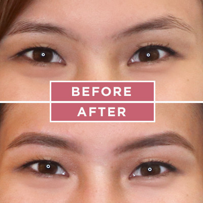 Watch: Exactly What Happens When You Get a Benefit Brow Wax