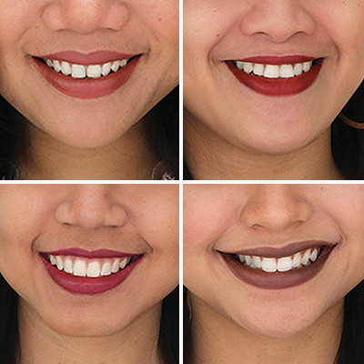 See 4 Morena-Inspired Lipsticks on Actual Morenas