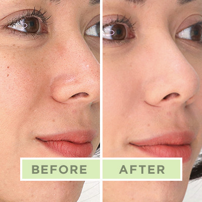 Watch: How to Hide Large Pores in 2 Steps