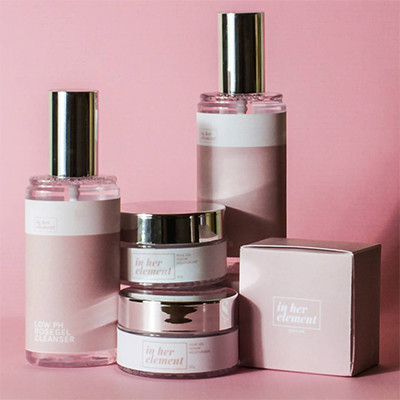 In Her Element Is the Local Answer to Minimalist Skincare