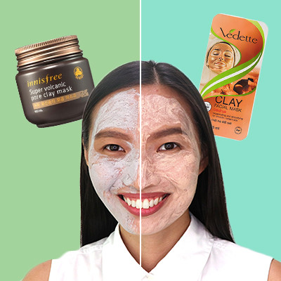 Watch: Should You Splurge or Save on Clay Masks?