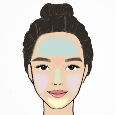 Face Mapping 101: What Your Pimples Say About Your Health