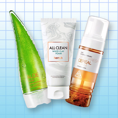 Watch: 5 Korean Cleansers That Wipe Out Your Breakout
