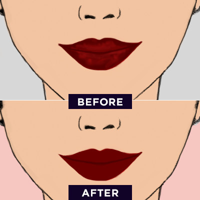 Square lipstick mistakes copy