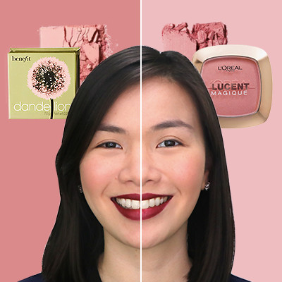 Watch: Should You Splurge or Save on Glowy Blush?