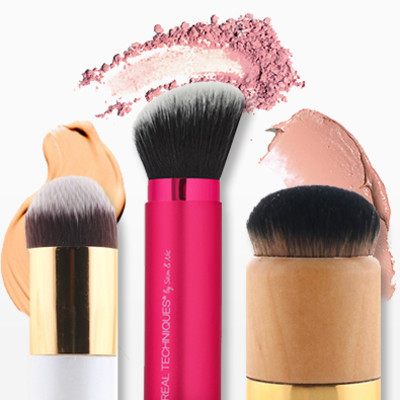 6 Kabuki Brushes That Step Up Your Makeup