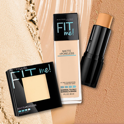 Maybelline fit me square