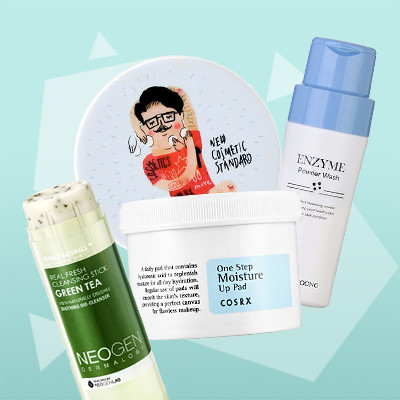 "4 Korean ""Exfoliators"" to Try If You're Sensitive"