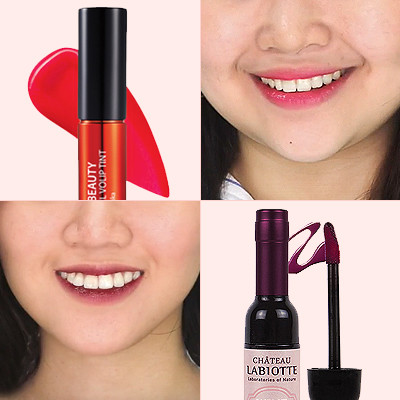 Watch: How to Apply Lip Tint Like a Korean Girl